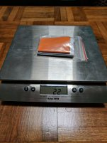 Repair kit weight (22g)