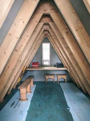 New emergency shelter at Mount Troubridge